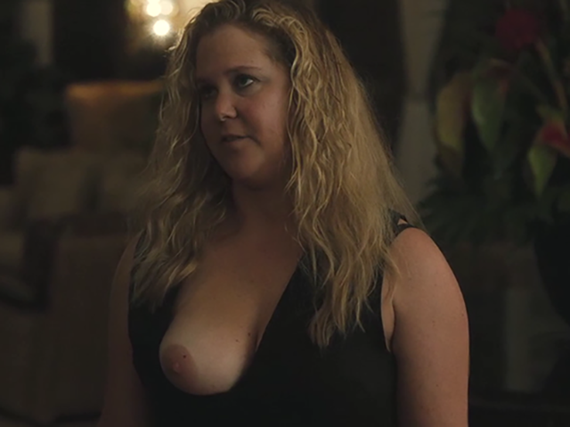 Sexy nude amy schumer, nerdy naked
